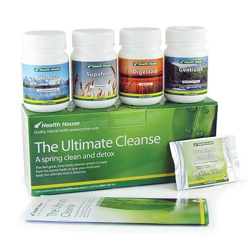 healthhouse-the ultimate cleanse
